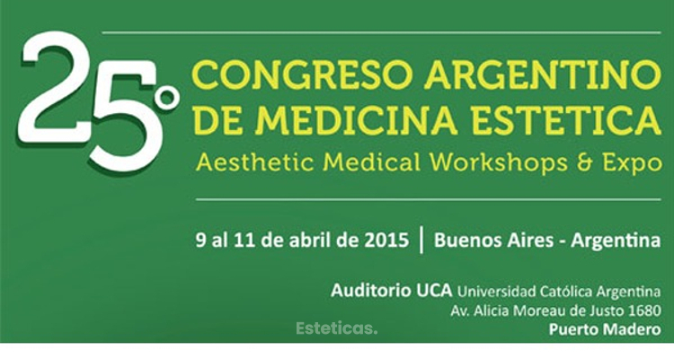 25º Congreso Argentino de Medicina Estética (SOARME)