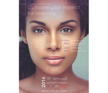 Las últimas novedades estéticas en el Congreso IMCAS 2016