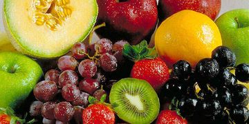 Alimentación sana para el verano y las fiestas