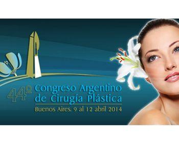 44º Congreso Argentino de Cirugía Plástica 2014