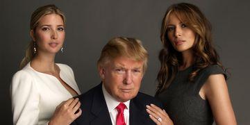 Los tratamientos que se hacen las mujeres de Trump