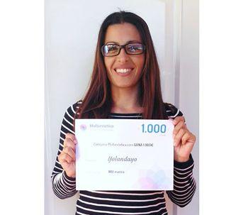 Sorteo de octubre: ¡felicidades Yolandayo!