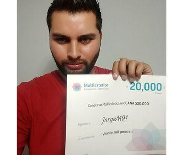 El ganador de mayo es JorgeM91