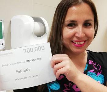 Patita04 es nuestra ganadora de noviembre