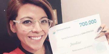 Te presentamos a Jasdiaz, la ganadora del mes de marzo