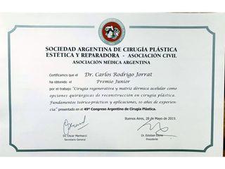 Dr. Rodrigo Jorrat Cirugía Plástica y Reparadora