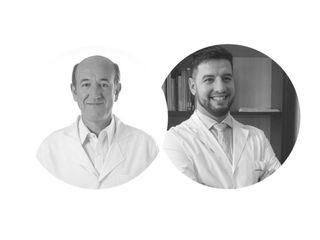 Dr, Porta y Dr. Saenz