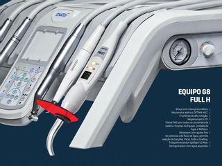 EQUIPO G8 platina equipo dental advance clinica estetica odontologica