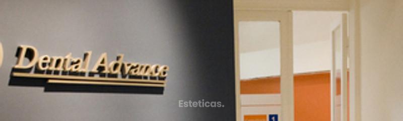 Entrada y consultorio 1 dental advance recoleta clinica estetica odontologica