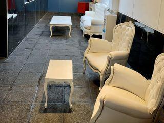 sala de espera Dental Advance San Rafael Mendoza