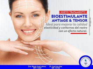 Tratamiento Bioestimulante Antiage y Tensor
