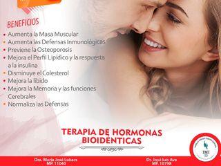 Nuevo Tratamiento: Chip Sexual o Terapia con Pellets de Hormonas Bioidenticas!!