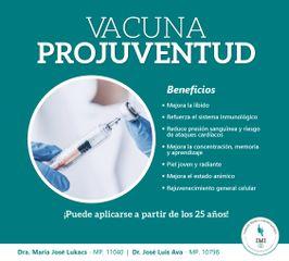 Vacuna projuventud