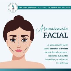 es un conjunto de procedimientos estéticos que, cuando se combinan, mejoran la simetría del rostro.