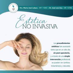 Estética no invasiva: Si te ves bien, te sentís bien. ¡Consultanos por los distintos Tratamientos!