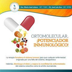 A través de la terapia ortomolecular, se reponen los nutrientes que hacen falta en el organismo