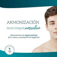 Masculinización Facial:Realzamos los rasgos positivos y suavizamos los negativos del rostro Masculin