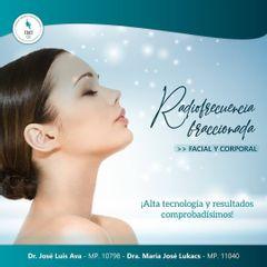Radiofrecuencia Fraccionada: Util para Flaccidez de rostro y cuerpo, Acne, Cicatrices, Rosácea, etc