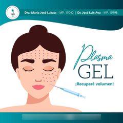 PlasmaGel: Relleno natural para lograr la armonizacion facial que tu rostro necesita! Consultanos