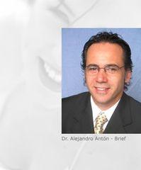 Dr. Alejandro Anton