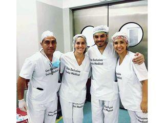 Equipo - Dr. Diego Sturletti
