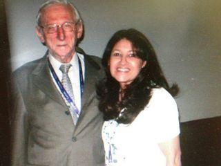 Dra Hebe Blanco y Dr Felipe Coifman
