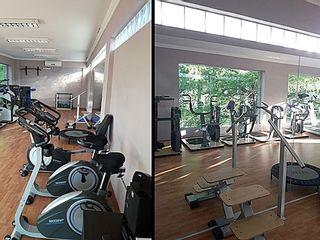 Sector Gym de la Rieck Klinik