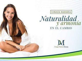 Cirugías de Aumento Mamario, Levantamiento y Reducción Mamaria!