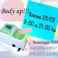 Body up!