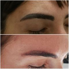 Tatuaje de Micropigmentación de cejas