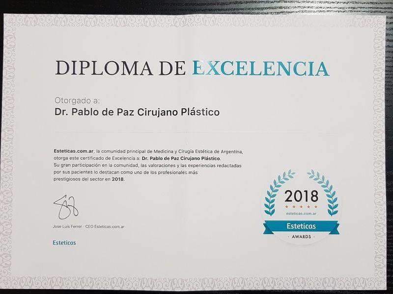Dr. Pablo de Paz Cirujano Plástico