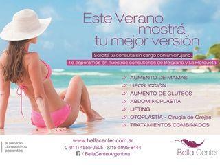 Bella Center - Cirugía Plástica + Medicina Estética + Odontología Estética