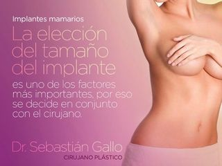 Implantes de mamas
