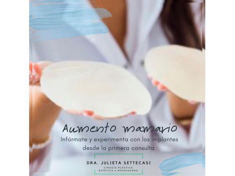 Dra. Julieta Settecasi