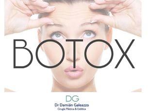 Promoción de botox