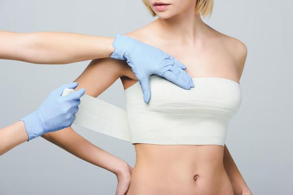 Efectos secundarios de la reducción de mamas.
