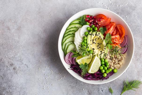Dieta saludable y ejercicio