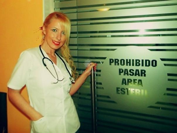 Carboxiterapia, especialista