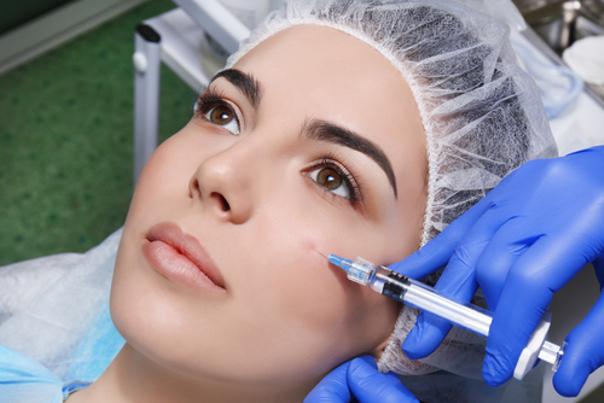 Cirugía de pómulos postoperatorio