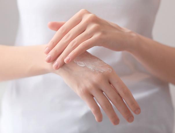 Efectos secundarios del tratamiento de vitíligo.