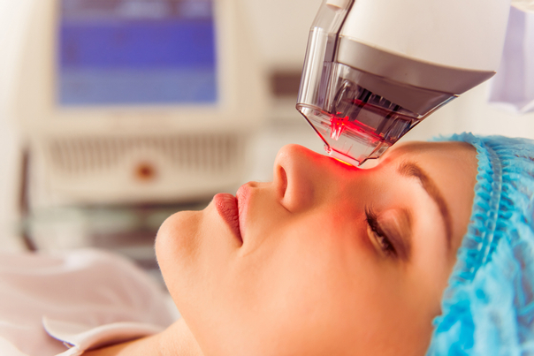 Tratamiento para síntomas de rosácea