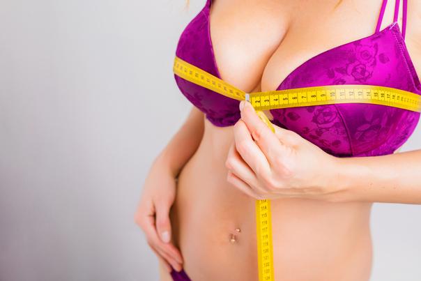 Paciente apto para una reducción de mamas.