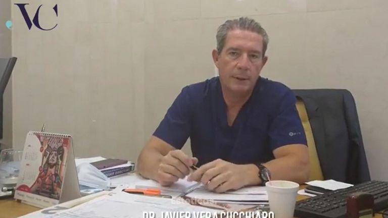 Aumento de glúteos - Dr. Javier Vera Cucchiaro