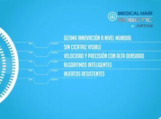 Las ventajas de utilizar el Medical Harin Robotic