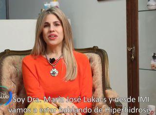 Hiperhidrosis - Dra María José Lukacs y Dr Jose Luis Ava