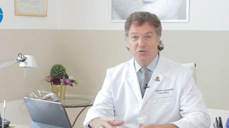 Lipotransferencia Gluteos - Dr. Honorio Labaronnie