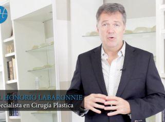 Liposucción de papada - Dr. Honorio Labaronnie