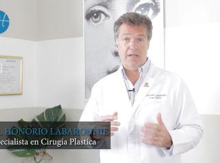 Liposucción de brazos - Dr. Honorio Labaronnie