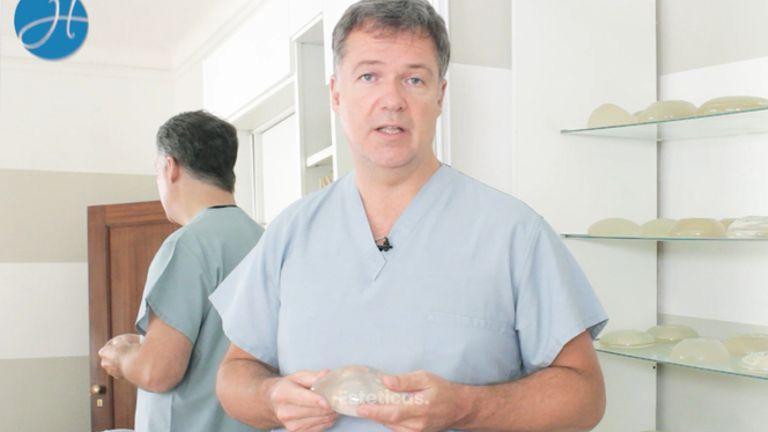 Mitos implantes mamarios - Dr. Honorio Labaronnie