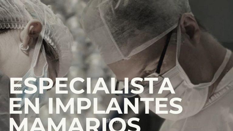 Aumento Mamario - Dr. Honorio Labaronnie